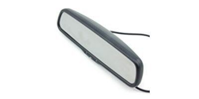 4.3 inch car rearview mirror monitor XY-2049