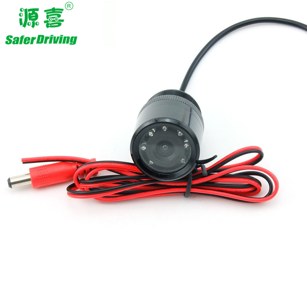 12V waterproof night vision car  camera XY-1228