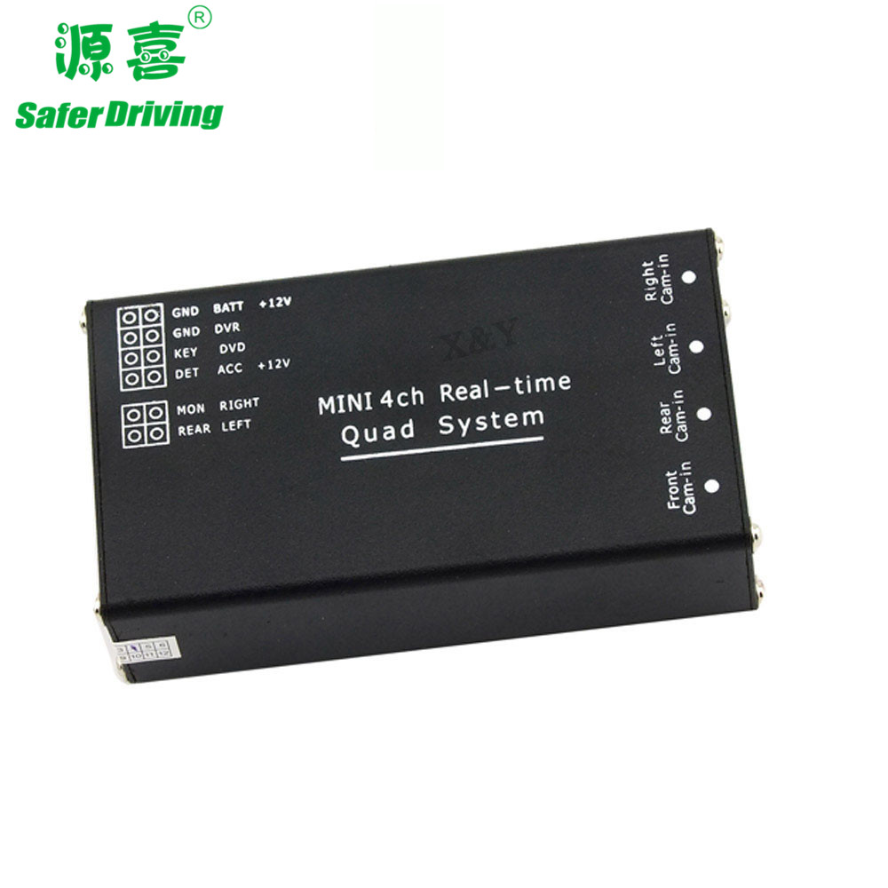 4 channel  control box  XY-7028
