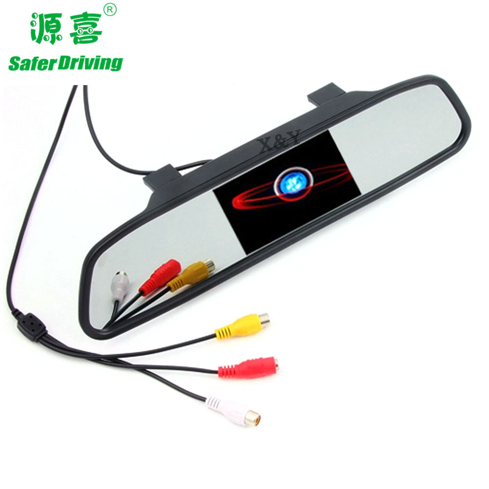 4.3 inch car mirror monitor XY-2045