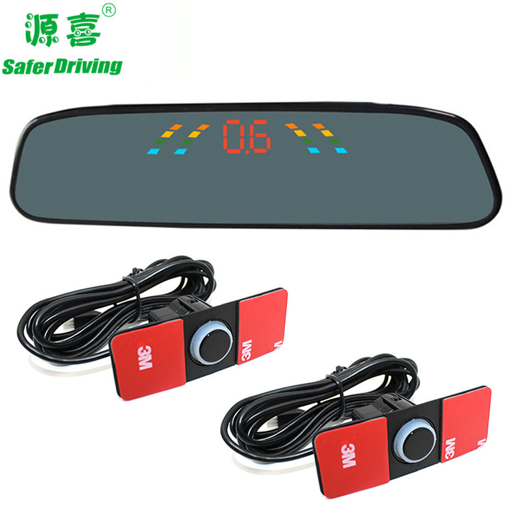 Mirror monitor parking sensor XY-5306