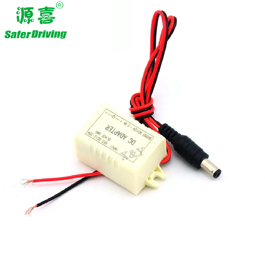 12~35V DC to 12V DC car power filter XY-9317